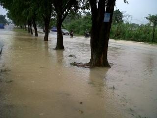 Banjir batam