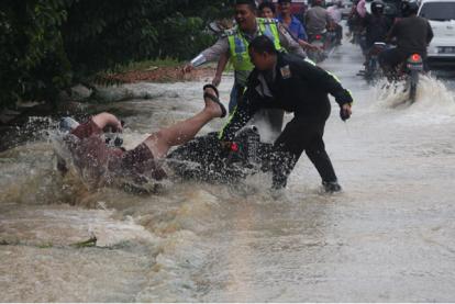 Banjir Jatuh