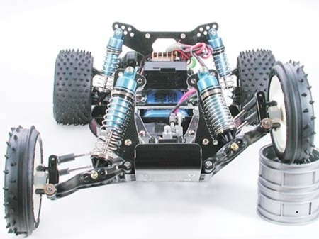 Multilink Suspension