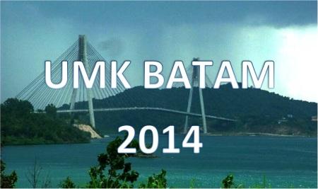 UMK Batam 2014