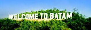 Banner Welcome to Batam