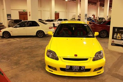 Honda Civic Hatchback EK
