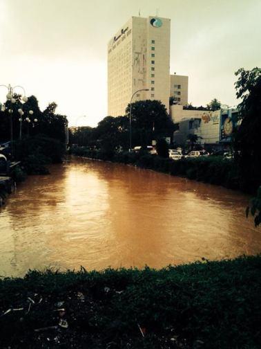 Banjir Nagoya