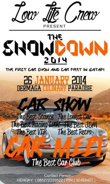 The ShowDown 2014