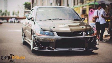 The Evo is Back