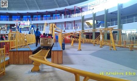 Mini Roller Coaster