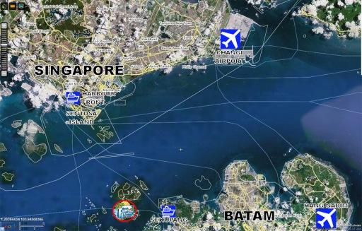 Lokasi Funtasy Island
