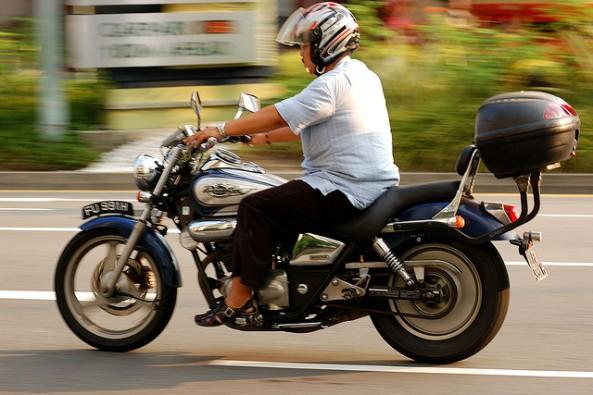 Biker Singapore