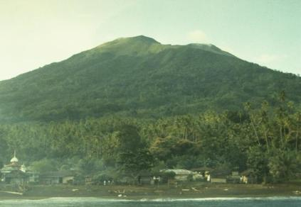 Gunung Gamkonora