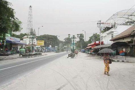 Jalanan Kota Jogja