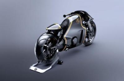 Lotus C-01 - Blacky