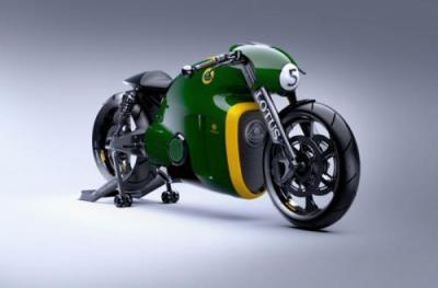 Lotus C-01 - Ijo