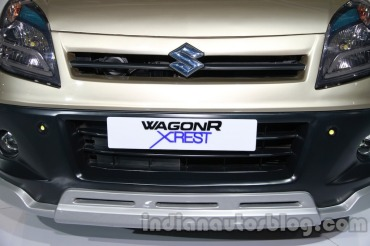 Wagon-R-Xrest - Grille