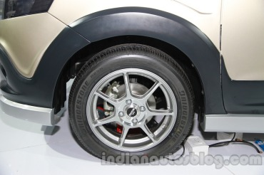 Wagon-R-Xrest - Wheel