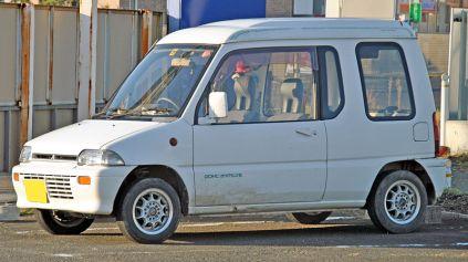 Mitsubishi Minica Toppo_1st Gen