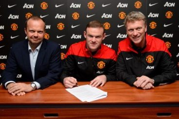 Rooney Sign New Contract