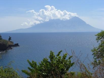 Gunung Sangeangapi