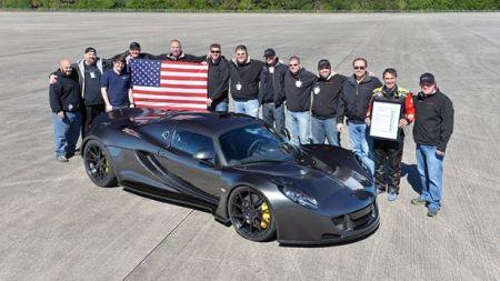 Venom GT & Crew