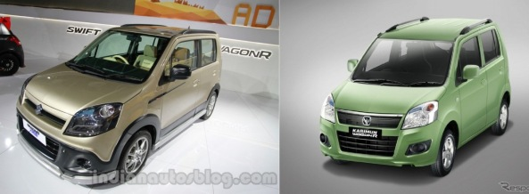 Wagon-R-Xrest vs Karimun Wagon R