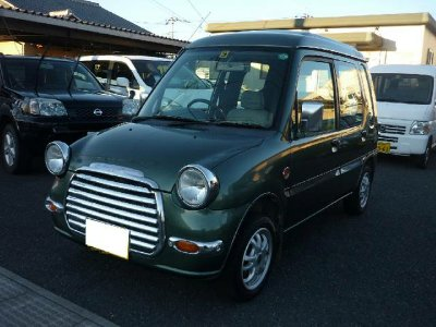 Mitsubishi Minica Toppo Town Bee 2nd Generation