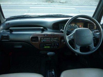 Mitsubishi Minica Toppo Town Bee - Interior