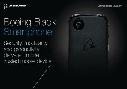 Black Phone dari Boeing