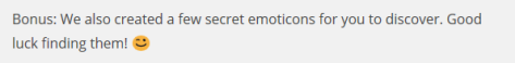 Bonus Emoticons - Mbuh gimana nyarinya