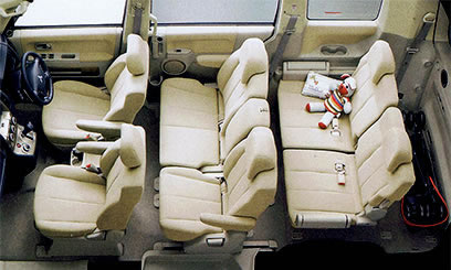 Delica Seating