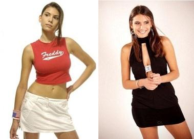 Elena Tambini - Model & Wasit