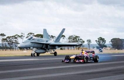 Red Bull F1 vs Hornet