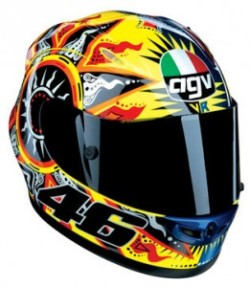 Helm AGV Rossi - Snell FIM Standar