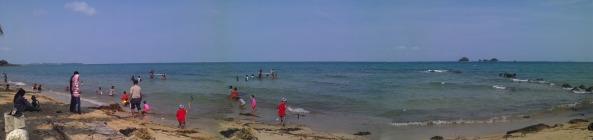 Pantainya....