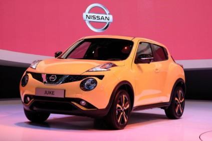 New Juke Facelift