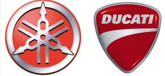 Logo Motor Yamaha - Ducati