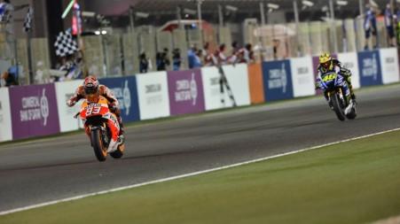 Marquez - Rossi