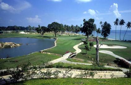 Palm Spring Golf lagi...