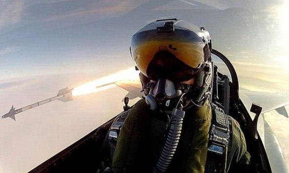 Foto Selfie Pilot AU Denmark
