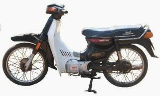 Suzuki RC-80