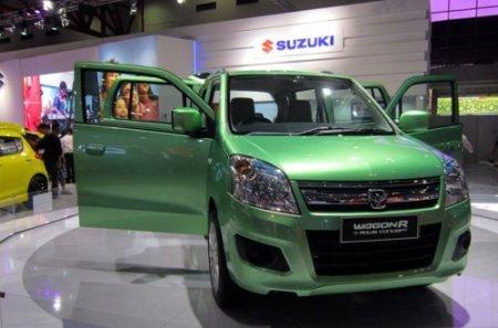 Wagon R MPV
