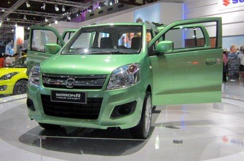 Suzuki Karimun Wagon R MPV