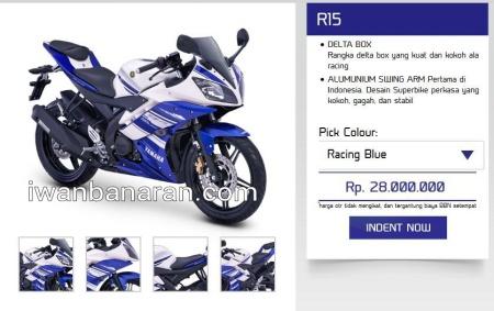 Harga R15