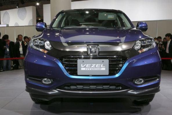 Honda Vezel Hybrid