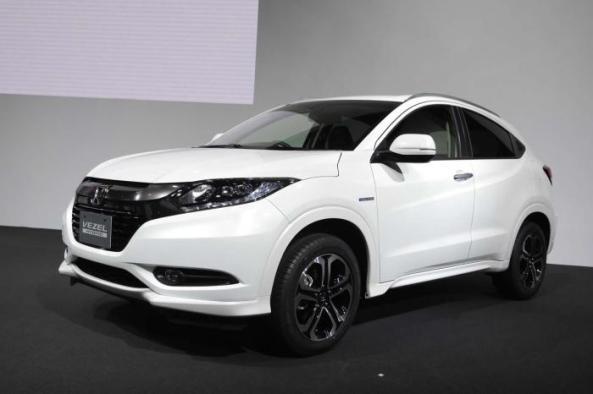 Honda Vezel aka HR-V