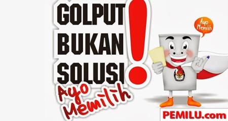 Jangan GOLPUT