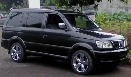 Mitsubishi Kuda