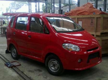 Mobil Kancil