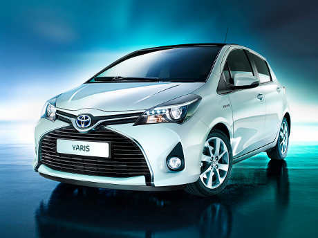 New Yaris Facelift