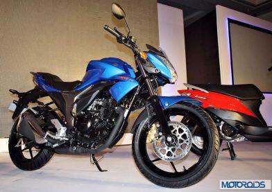 Suzuki Gixxer 3