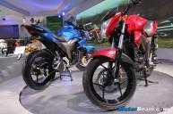 Suzuki Gixxer - Showcase