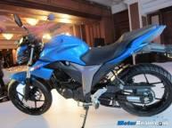 Suzuki Gixxer - Side
